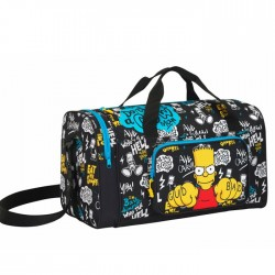 Sac de sport Simpson Gud Bad 47 CM
