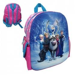 Sac à dos coque Frozen La reine des neiges All Star 3D 34 CM