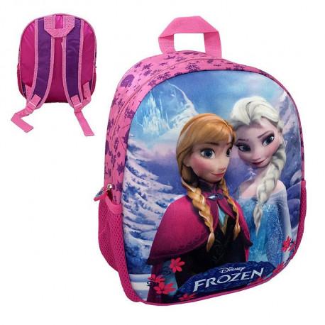 Hull Frozen 3D 34 CM snow Queen backpack