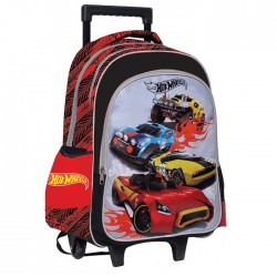 Bookbag skateboard Hot Wheels 43 CM