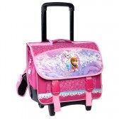 Bookbag skateboard Lulu Castagnette Rose 38 CM high