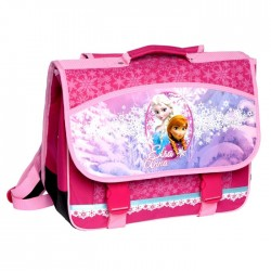 Binder of the snow Queen Frozen 38 CM high quality pink
