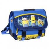 Binder Minions high-end 38 CM blue