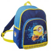 Trolley bag Minions 38 CM blue - Binder