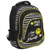 Smiley 46 CM - 2 Cpt backpack