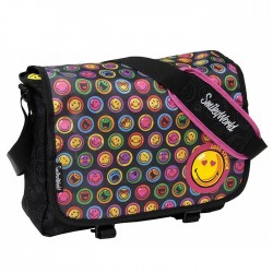 Sac besace Smiley Teen 35 CM