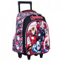Cartable à roulettes Avengers 43 CM Trolley