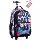 Sac à roulettes Maui & Sons California 48 CM type cartable