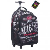 Maui & zonen Californië 48 CM type Binder trolley tas