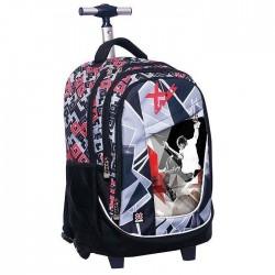 X - GAMES Skateboard 48 CM type Binder wheeled travelbag