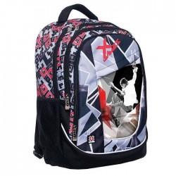 X - GAMES Skateboard 48 CM backpack