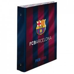 Workbook FC Barcelona Logo - large Format