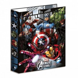 Workbook A4 32 CM Avengers Assemble