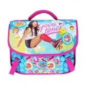 School bag 42 CM Soy Luna high-end skateboard
