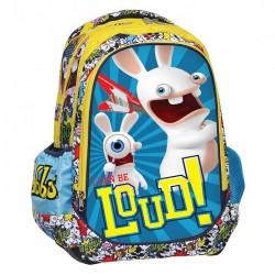 Backpack Rabbids 43 CM