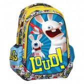 Rabbids 43 CM backpack
