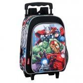 Sac à dos à roulettes Avengers Alliance 37 CM trolley maternelle - Cartable
