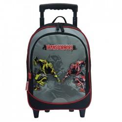 Sac à dos à roulettes Transformers 38 CM Trolley Haut de gamme - Cartable