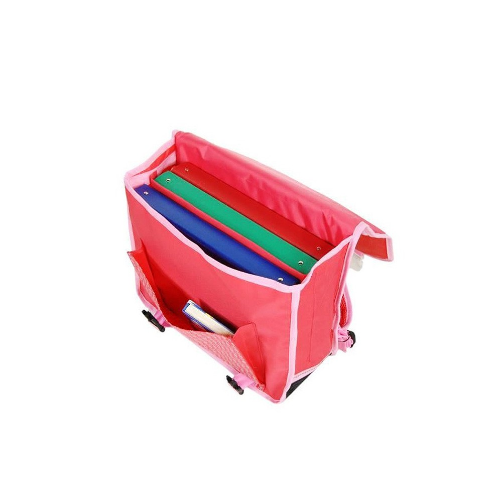 cartable reine des neiges 38 cm rouge. Black Bedroom Furniture Sets. Home Design Ideas