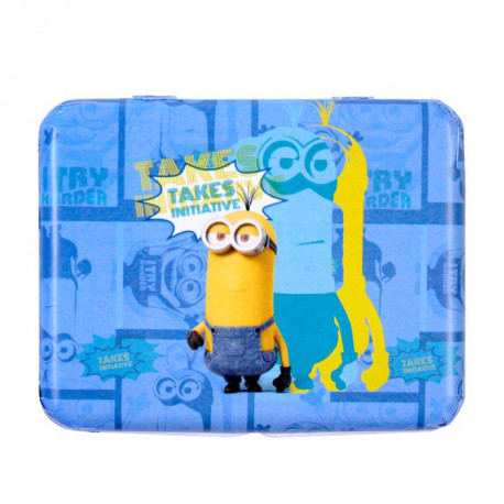 Good point Minions blue box