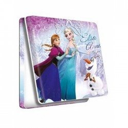 Good point box of Frozen snow Queen