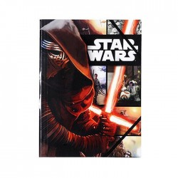 Elastische folder A4 Star Wars 32 CM The Force