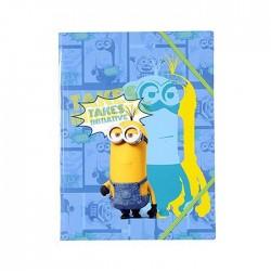 Elastische folder A4 Minions 32 CM