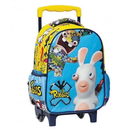 Bag has wheels Minnie Mouse maternal 30 CM