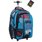 Sac à roulettes Maui & Sons Surf 48 CM type cartable