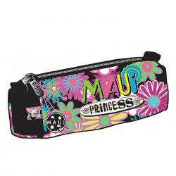 Trousse ronde Maui & Sons Flower 23 CM