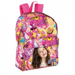 Backpack Soy Luna Freestyle 43 CM