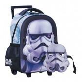 Carretilla de la carretilla materna Star Wars Darth Vader 31 CM + bolsa de máscara