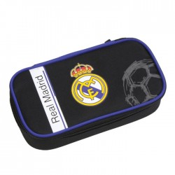 Trousse Real Madrid Basic 22 CM - Gros Volume