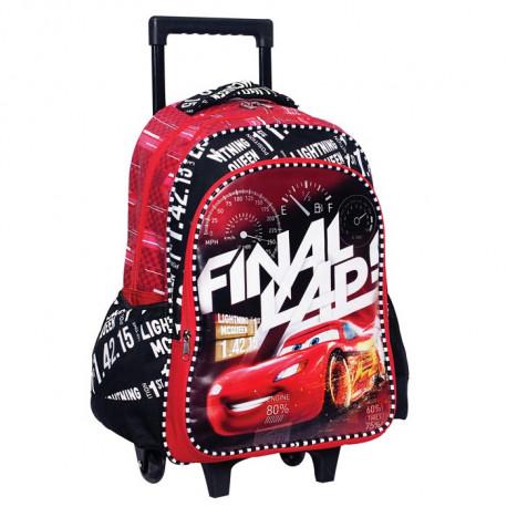 Trolley Cars Nitro Disney 43 CM high - satchel bag
