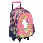 Bookbag skateboard Charmmy Kitty cuore 43 CM Trolley
