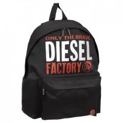 Mochila escolar Diesel Grey 45 CM Premium