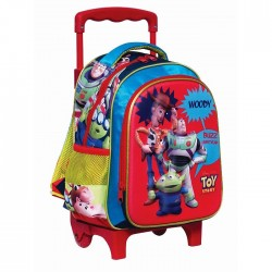 Sac a roulettes Toy Story maternelle 31 CM