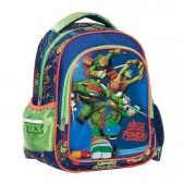 Tartaruga Ninja nativa di 30 CM potenza zaino