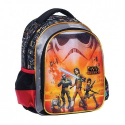 Mochila escolar materna Star Wars Rebel 31 CM