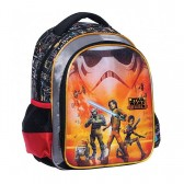 Sac à dos Star Wars 31 CM maternelle Rebels