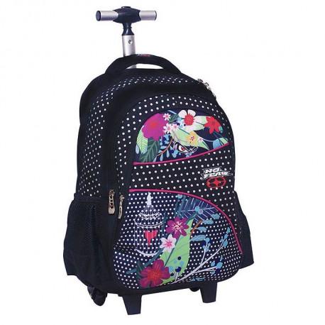 Maui & Sons Flower 48 CM type Binder trolley bag