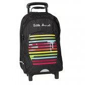 Sac à roulettes Little Marcel Splash Trolley 51 CM - Cartable