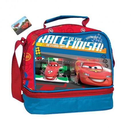 Bag taste Cars Disney insulated Red
