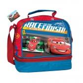 Bolso gusto Cars Disney aislado rojo