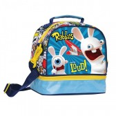 Tasche-Snack-Isotherme Rabbids