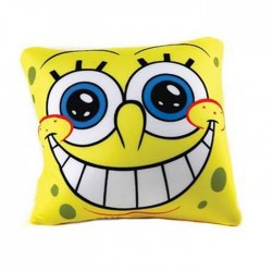 Cushion SpongeBob yellow 35 CM