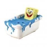 Porte savon Bob l'éponge baignoire  3D