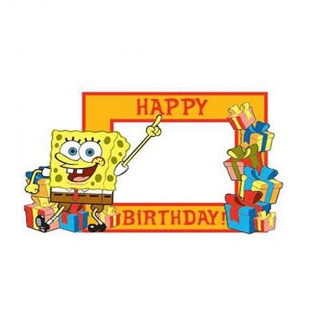 Mirror SpongeBob and Patrick