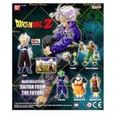 Collectie van 6 beeldjes Dragon Ball Z - Saiyan uit de toekomst