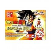 Collectie van 10 beeldjes Dragon Ball Z - Goku vs Buu